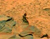 La primera foto de un marciano