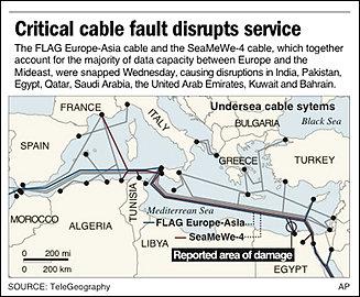 Irán se queda sin internet