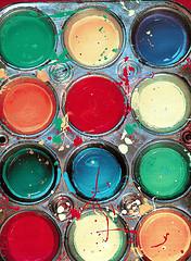 La personalidad de los colores