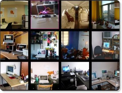 Las oficinas de todos en un solo lugar