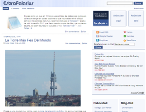 GeePop, tema para WordPress