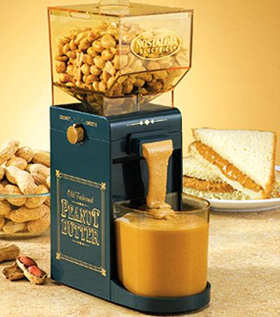 Adicto a la Peanut-Butter?