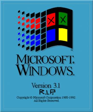 Microsoft oficialmente descontinua Windows 3.x