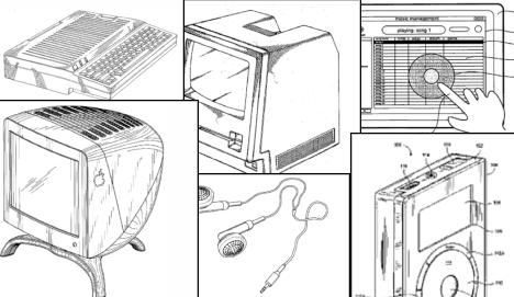 31 años de Apple en patentes