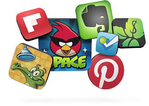 El gran negocio de las apps móviles